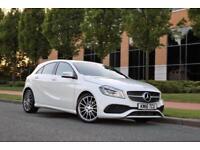 Mercedes-Benz A180 1.5d ( 109ps ) d ( s/s ) 7G-DCT 2016MY AMG Line Executive