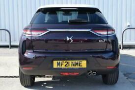 image for 2021 DS DS 3 1.2 PureTech 130 Prestige 5dr EAT8 Auto Hatchback Petrol Automatic
