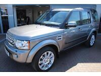 Land Rover Discovery 4 TDV6 HSE.