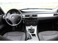 LHD LEFT HAND DRIVE BMW 320 2.0D 2006 SE Touring GREY A/C TOWBAR START/STOP