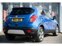 2014 Vauxhall Mokka 1.6i SE 5dr Hatchback Hatchback Petrol Manual