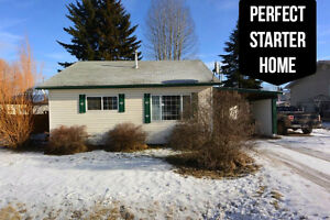 Great starter home with convenient Smithers location
