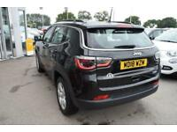 2018 Jeep Compass 1.6 MultiJet II Longitude 5dr Diesel Manual