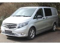 Mercedes-Benz Vito 2.1CDI Sport - Long 2015MY 116 BlueTEC