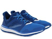 Mens adidas bounce trainers size 10 brand new boxed blue colour £40