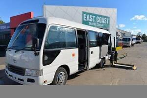 TOYOTA COASTER 50 SERIES ** WHEEL CHAIR ACCESS  ** #4629 Archerfield Brisbane South West Preview