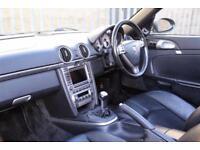 2005 Porsche Boxster 3.2 987 S Convertible 2dr Petrol grey Manual