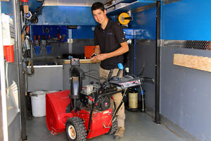 Snowblower repair and tune-ups -MOBILE SERVICE- Gatineau Ottawa / Gatineau Area image 1