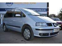 2004 04 Seat Alhambra 1.9TDi PX TO CLEAR