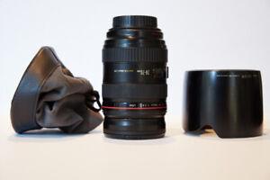 Lentille Canon 24-70mm F2.8 USM