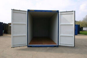 20' Shipping Containers New/One Trip - Monthly Payments - Coast