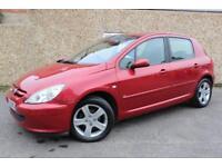 2003 Peugeot 307 2.0 HDi SE 5dr (a/c)