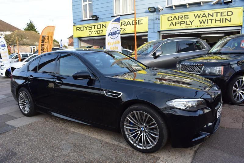 2013 63 BMW M5 4.4 TWIN TURBO DCT