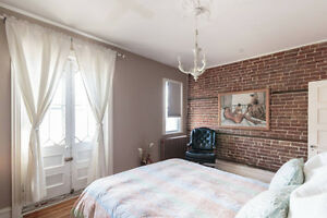Renovated Victorian house for rent