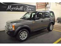 2007 57 LAND ROVER DISCOVERY 3 2.7 3 TDV6 XS 5D 188 BHP DIESEL