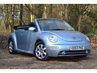 Volkswagen Beetle 2.0 auto 2004MY