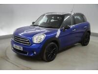 Mini Countryman 1.6 Cooper D ALL4 5dr [Chili/Media Pack]