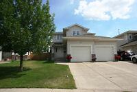 5% INSTANT CASH BACK! Home for sale Saskatoon, 2+1.5 car garage