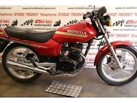 1983 Honda CB125T. Very original.