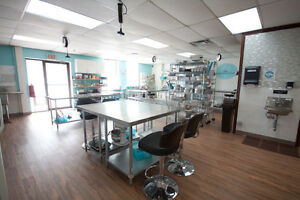 Commercial kitchen in Mississauga near Toronto