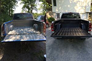 ON SITE! SPRAY-ON TRUCK BEDLINERS!