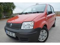 FIAT PANDA ACTIVE 1.2 5 DOOR*LOW MILEAGE*ONLY 32,000 MILES FROM NEW*AUGUST MOT*