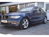 BAD CREDIT CAR FINANCE AVAILABLE 2010 10 BMW 123d SE AUTO COUPE SAT NAV