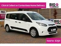 2015 FORD GRAND TOURNEO CONNECT TDCI 95 COMBI VAN WITH WHEELCHAIR ACCESS COMBI V