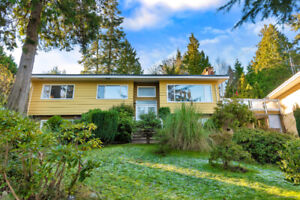 Tsawwassen 4 bedroom, 2.5 bath full house for rent