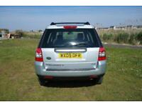 2009 Land Rover Freelander 2 2.2 TD4 GS 4X4 5dr