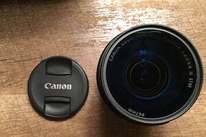 Canon EF-S 18-135 mm f3.5-5.6 IS STM