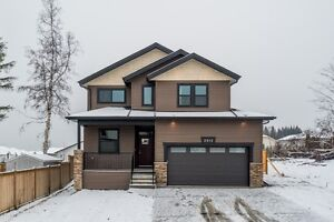 Brand New Home with Amazing Design. Desirable Area Prince George British Columbia image 1