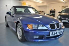 1998 BMW Z3 1.9 Roadster Rare Montreal Blue 73k miles