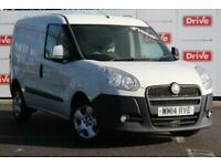 6a5b168d2d 2014 Fiat Doblo 1.3 Multijet 16V SX Van Start Stop Manual Van