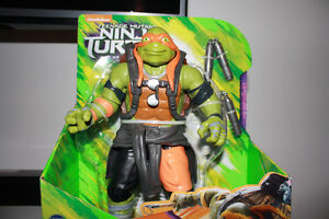 Michael Angelo 11 inch Teenage Mutant Ninja Turtle figure