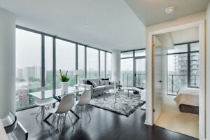 1 BEDROOM+DEN W/AMAZING VIEW - LAKESHORE & WINDERMERE