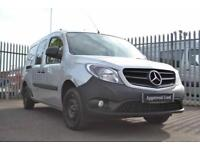 Mercedes-Benz Citan 111CDI XLWB Crew Van
