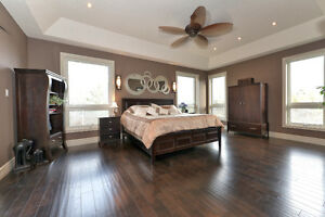 CUSTOM EXECUTIVE PROPERTY BACKING ONTO FORESTED GREEN SPACE! London Ontario image 7
