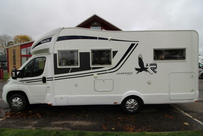 Rimor Europeo 95P Plus 5 Berth Motorhome for sale