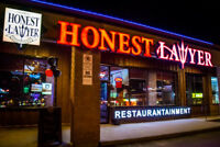 Honest Lawyer Stone Church Hiring- All Positions