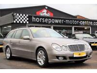 2007 Mercedes-Benz E Class 3.0 E280 CDI Elegance 7G-Tronic 5dr Diesel silver Aut