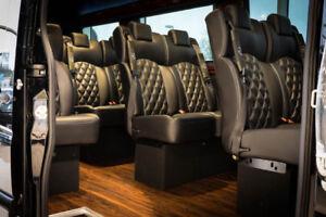 2016 Sprinter Luxury 14 Passenger