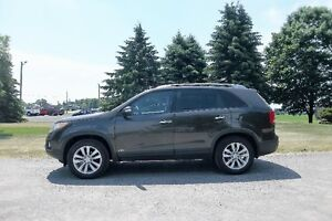 2011 Kia Sorento 4WD- 4 Cylinder!!  ONE OWNER & 4 NEW TIRES!!