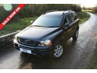 VOLVO XC90 2.4 D5 ACTIVE ESTATE GEARTRONIC AWD 5DR