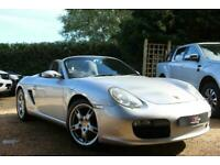 2005 PORSCHE Boxster 2.7 24V MANUAL - FULL HISTORY - HEATED SEATS - LOW MILES