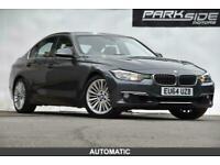 2014 BMW 3 Series 3.0 330D LUXURY 4d 255 BHP Saloon Diesel Automatic