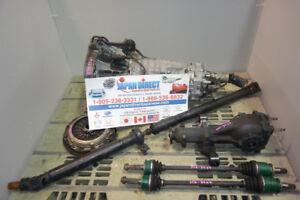 JDM Subaru Legacy Transmission Spec B 6Speed 2003-2009 Axle 3.9