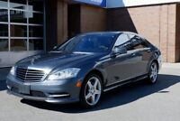 2010 Mercedes-Benz S-Class S 450 /AMG PKG/NAV/LOW KM'S Mississauga / Peel Region Toronto (GTA) Preview