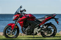 2013 Honda CB500F with ABS