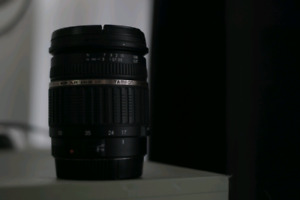 Tamron 17-50mm f2.8 Canon Mount